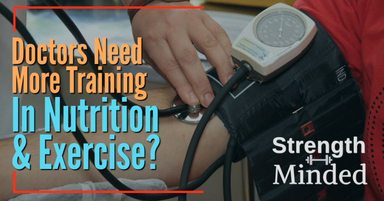Do doctors need more training in nutrition and exercise?