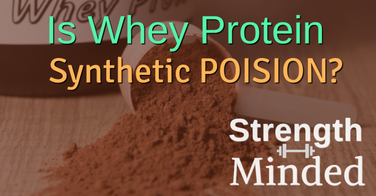 Is whey protein synthetic