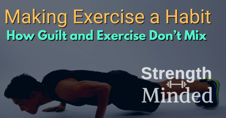 Making exercise a habit